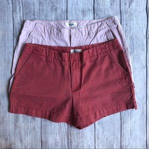 Bundle of Old Navy shorts
